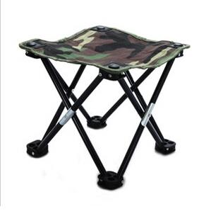 2014 car outdoor legged stool fishing stool folding chair leisure beach fork Mazar, Fishing Chairs three colors.(China (Mainland))