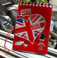 London, UK passport holder passport set id set documents set to study abroad to travel
