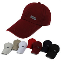 2014 New Free Shipping Male/Female High Quality Sports Baseball Cap peaked cap Hats For Men and Women