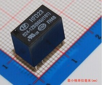 20PCS 24V Volt Power Relay JRC-23F/024-1ZS(555) HFD23F/024-1ZS(555) 6PINS