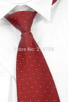 High Quality Men Narrow Necktie Neck Tie Zipper Zip Up Checkered 29