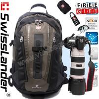 SwissLander,swiss 15.6 inch men laptop backpack,notebook backpacks,computer bagpack for 15.6'' inch notebooks,w/ 3 freegifts