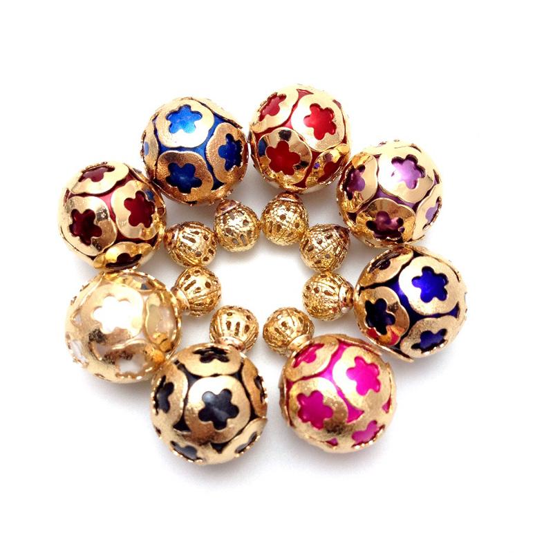 Lastest  Earring Designs For Women 2014  Indian Gold Earring Designs  Ladies