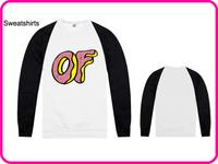 Stock Brand Odd Future Cheap Man Woman Hoody Wholesale Retail OF Letter Print Odd Future Sweatshirt-004