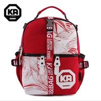 Hot Brand Designer Preppy Style Zipper Printed Canvas Women Girls  Backpack Rucksack Shoulders School Travel Bag Mochila