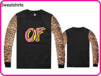 Stock Brand Odd Future Cheap Fashion OF Letter Print Mens Sexy Slim Fit Top Design Hoodies Jackets Odd Future Sweatshirt-007