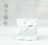 2014 New Arrival Hot Sales  Tea-like, white, silver needle white tea,  white tea of Fuding , 10g(5g*2)