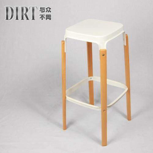Barkruk Keuken Kopen : Wooden Bar Stool Chairs