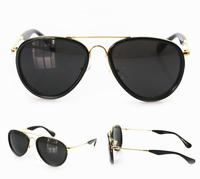 New 2014 fashion sunglasses men and women Crystal color sunglasses 990