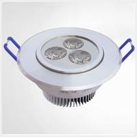 Free shipping AC100-240V 5W LED ceiling lamp