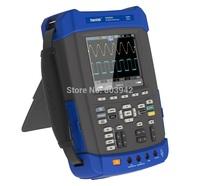 HANTEK DSO8072E  Oscilloscope High Bandwidth 70MHz-200MHz Oscilloscope 1GS/s sample rate,2M Memory Depth.