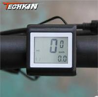 20913 New 100% Wireless LCD Bike Bicycle Cycle Computer Odometer Speedometer Waterproof
