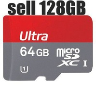Best Quality  128GB Micro SD TF Card  Class 10 With Original Package + Free Adapter + Gift Card Reader K1