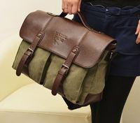 Christmas men  Messenger Bags Fashion men leisure sports drum Gym Bags  leather  + canvas man Messenger Bags