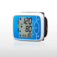 Full-automatic wrist blood pressure monitor
