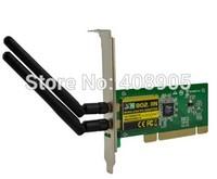 New PCI Express PCI-E 11n 802.11b/g/n 300Mbps 300M  Ralink 3062 WiFi Wireless Card Lan Adapter drop shipping