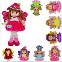 English Music Angel doll /English songs blinking eyes electronic dolls gift for girls intelligent toys for children kids