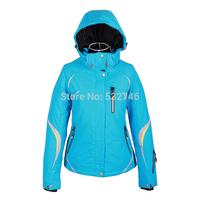Wohai Sen (WHS) 2013 winter ski suits Ms. female models outdoor waterproof breathable jacket 571801