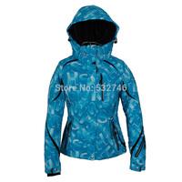 Wohai Sen (WHS) 2013 winter ski suits Ms. female models outdoor waterproof breathable jacket 571815