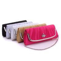 2014 Promotion Women's Handbag Fashion Evening Purses Shoulder Bags Party Handbag Clutch Bag