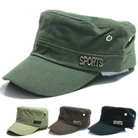 wholesale 2014 fashion  Military Caps Army Hat   baseball caps Adjustable outdoor sport  cap hat for men and women