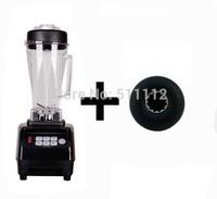 One more drive socket !!!110V  High Quality Professional Commercial Blender, Black,juice blender, Mixer