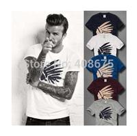 Drop Shipping & Hot & Discounts 2014 New Hollistic men Long Sleeve T Shirt 100% Cotton O-neck t-shirt men Brand Sweatshirts