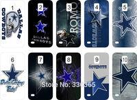 New Dallas Cowboys   Samsung Galaxy s5 9600 Case EK EG ILLEST Stance Hella flush10pcs/lot+ Free shipping