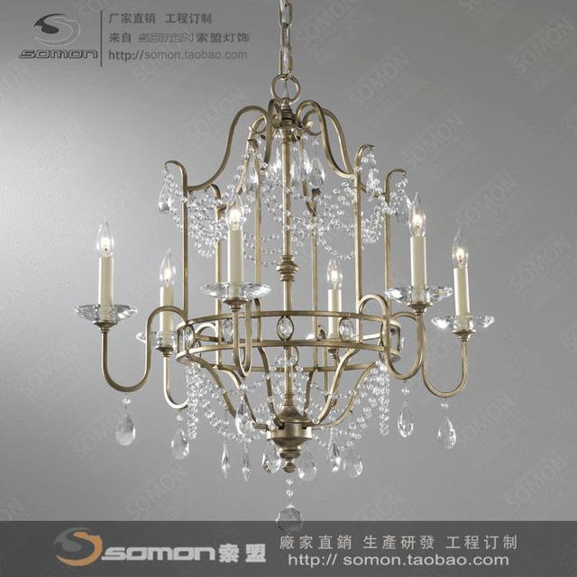 franz sisch amerikanischen kristall licht nordic ikea schlafzimmer villa wohn esszimmer lampen. Black Bedroom Furniture Sets. Home Design Ideas