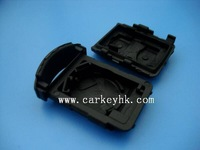 Hot sale with Best quality Opel 2 button remote case shell no writing on the backside for opel astra h with