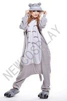 Adult Onesie party Dress Pajamas Totoro Cosplay Pyjamas Costume Hoodie S M L XL