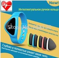 Smartband Wireless Activity Tracker + Sleep Monitor Jawbone up24 Fuelband Fitbit camisa time Sport band Smart Watch Sport Watch