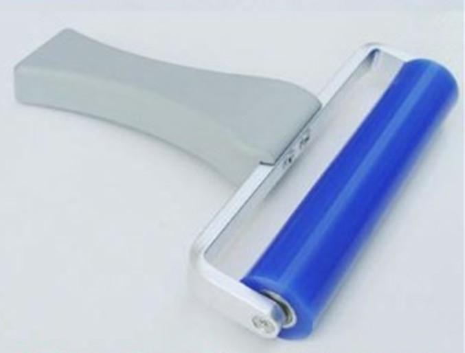 "25 pcs 12"" medium tack handrolls silicone roller(China (Mainland))"