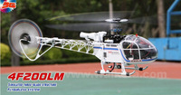 Walkera Dragonfly 4F200LM 6-channel CCPM Metal RC Helicopter