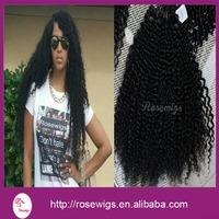 Unprocessed cheap 6A afro brazilian kinky curly virgin hair Human Hair Weave whoselase brazilian virgin hair 1 3 4pcs/lot