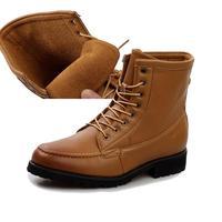 2014 warm men ankle boots autumn winter Martin fashion trends male snow boots shoes bottes botas hombre