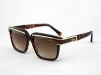 2014 Germany Top Brand Sunglasses Cazal 650 Vintage Design oculos de sol masculino Acetate Frame UV400 Sun Glasses