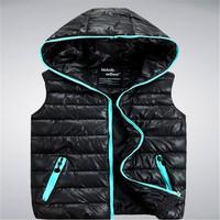 2014 Free Shipping Autumn Casual Comfortable men vest winter vest