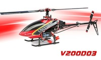 WALKERA 2.4GHz V200D03 3-axis 6CH Flybarless Helicopter With DEVO 7E