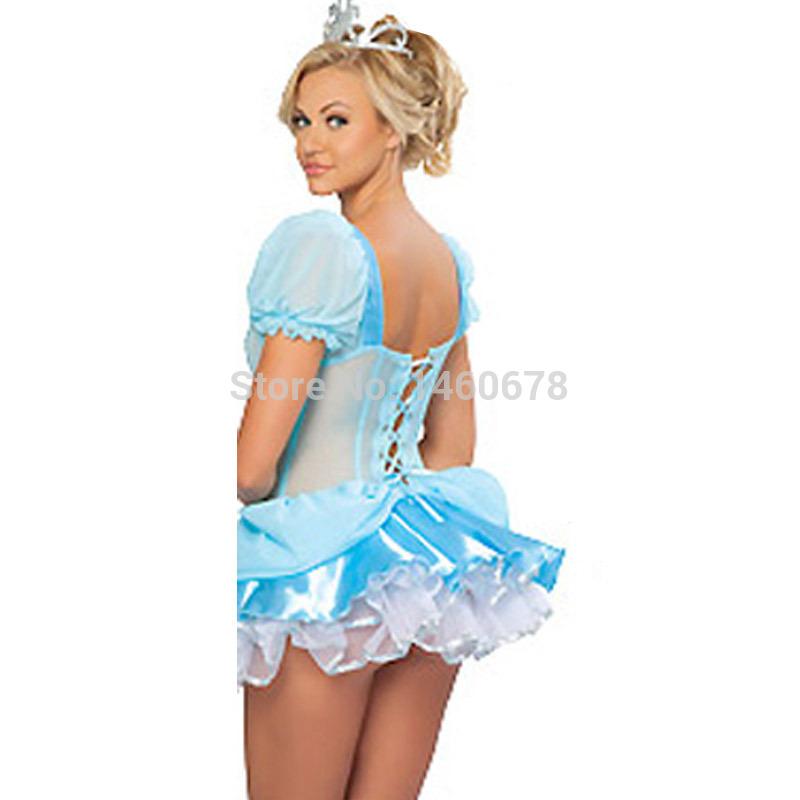 Cinderella Fancy Dress