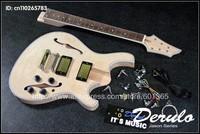 DIY Electric Guitar Kit  Bolt-On  Solid Mahogany Body & Neck MX032