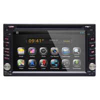 2014 New!6.2'' Android 4.2 Car DVD player GPS Wifi Bluetooth 2 DIN universal Stereo Radio for Nissan Tiida Qashqai Sunny X-Trail