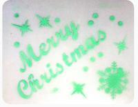 FREE SHIPPING!!!Spray spray snow Christmas, Christmas snow template, Christmas decorations, Christmas tree, festive supplies