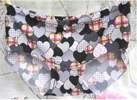 Mark elastic  lady underwear new feel super good love ice silk printing women briefs underwear panties women's briefs intimates