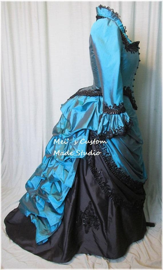 1800s Party Dresses 97