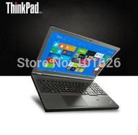 Brand new original super Laptops ThinkPad T540p 20BFS06X00 i7-4700MQ 2.4GHz Pre-installed Genuine Win 8 4G/ 1TB 720P HD USB3.0