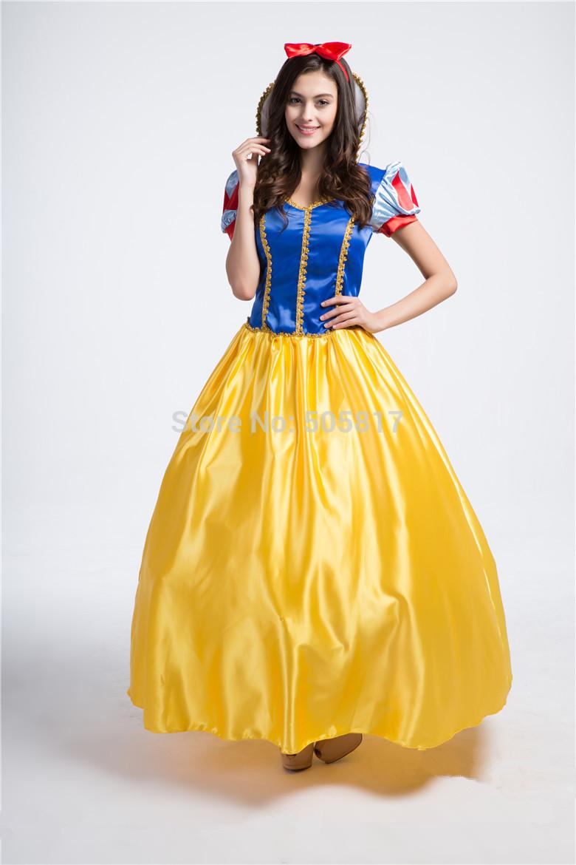Luxury Snow White Halloween