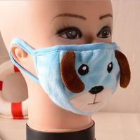 Dust masks cartoon puppy dog cute cartoon fashion boutique cold dust masks  Color Random