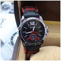 2014 Men Fashion Sport Cool Quartz Hours Wrist Analog Watch  Watches Quartz Watch Electronic Watches Relogio