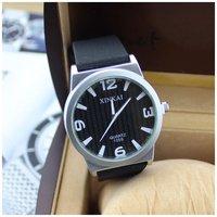 Classic Unisex Geneva Jelly Gel Silicone Rubber Belt Analog Quartz Wrist Watch Military Watches Electronic Watches Relogio